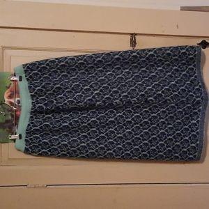 Vintage Benetton skirt